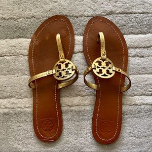 TORY BURCH Thong Mini Miller Size 10